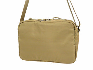 Alpha Industries Small Crossbody Bag Men's Casual Mini Shoulder Bag TZ1055 Sand