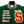 Load image into Gallery viewer, Sun Surf x Whitesville Snoopy Letterman Jacket Men's Varsity Jacket WV14463-145 Green/Gold