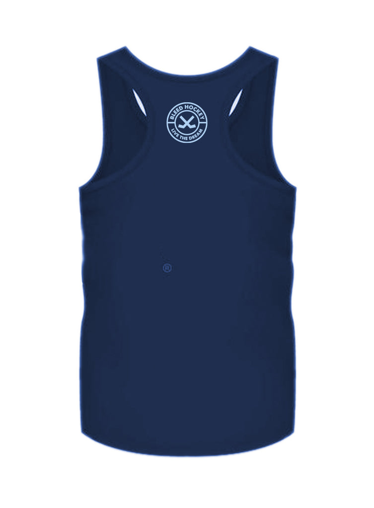 Built in the Rockies Tank Navy_M