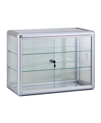 Counter-Top Glass Showcase - Box