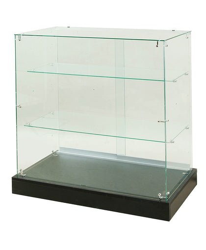 Frameless Glass Showcase - 36