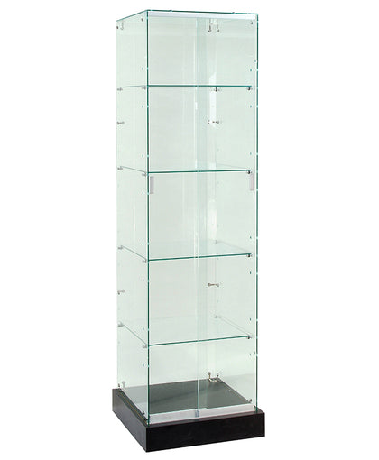 Frameless Glass Showcase - 20