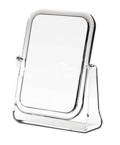 Double Sided Square Mirror