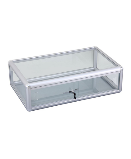 Counter-Top Glass Showcase - Case