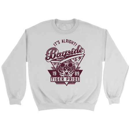 It's Alright - Bayside Unisex Hoodies and Sweatshirts