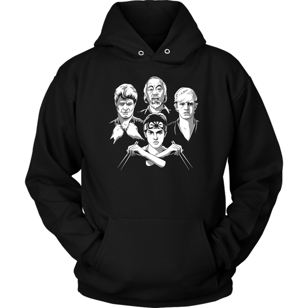 Bohemian Reseda - Miyagi-Do Unisex Hoodies and Sweatshirts