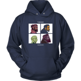 Thronez Walker Days - Unisex Hoodie and Sweatshirt