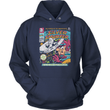 The Silver Smurfer - Best Sellers Unisex Hoodies and Sweatshirts