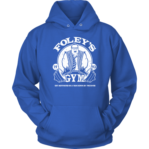 Foley's Gym - Unisex Hoodies and Sweatshirts