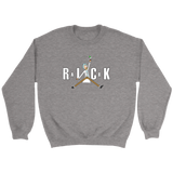 Air Rick - Unisex Hoodie and Sweatshirt