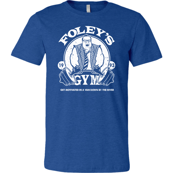 Foley's Gym - Men