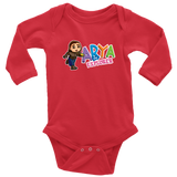 Arya The Explorer - Baby Onesies
