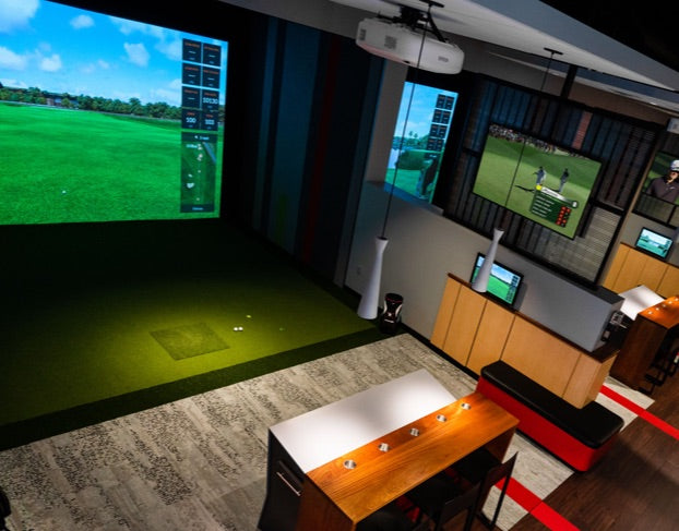 UGolf Simulator Bays