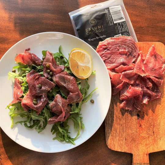 Wagyu Beef Bresaola (22 Pieces) - Parma Charcuterie