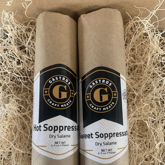 Gastros Hot & Sweet Sampler - Parma Charcuterie