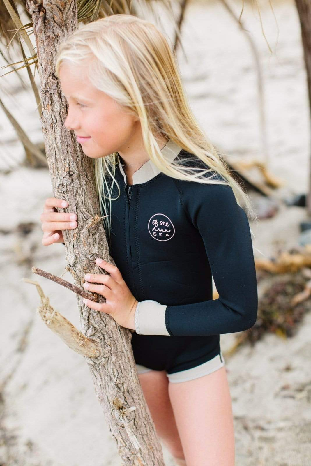Kid's Natural Rubber Wetsuits