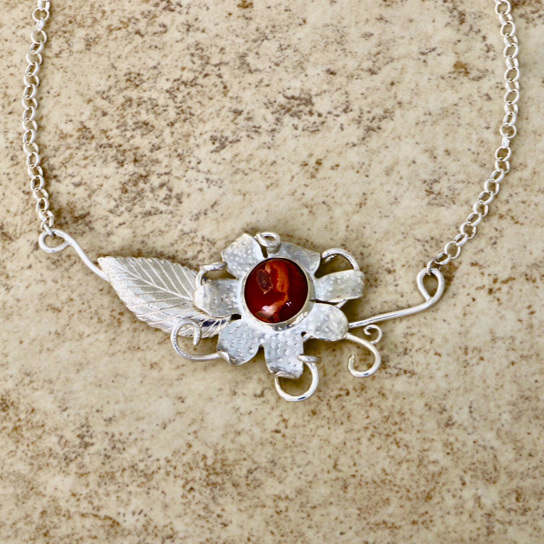 Wild Flower Necklace