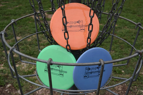 Bobcat Midrange - Apex Plastic - Assorted Colors