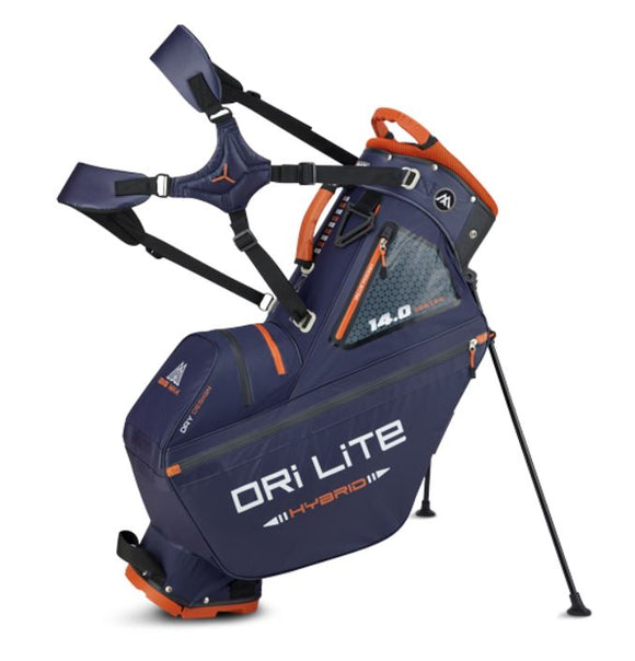 Big Max Dri Lite Hybrid Tour 14-way Standbag