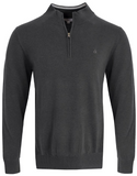 Calvin Klein Heather Half Zip