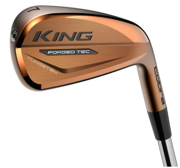 Cobra KING Forged TEC Copper St. 7-irons