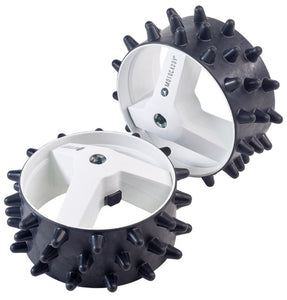 Motocaddy M-series DHC winter wheels