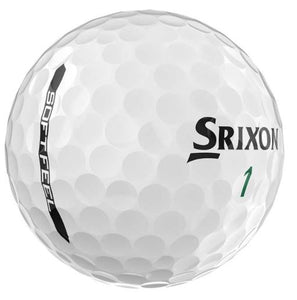 Srixon Soft Feel 21 Ball 3-pk
