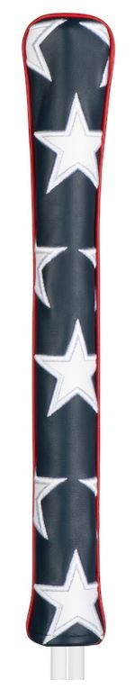 Titleist Stars & Stripes Leather Align Stick Cover