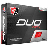 Wilson Staff Duo+ Optix 3 Ball Pack