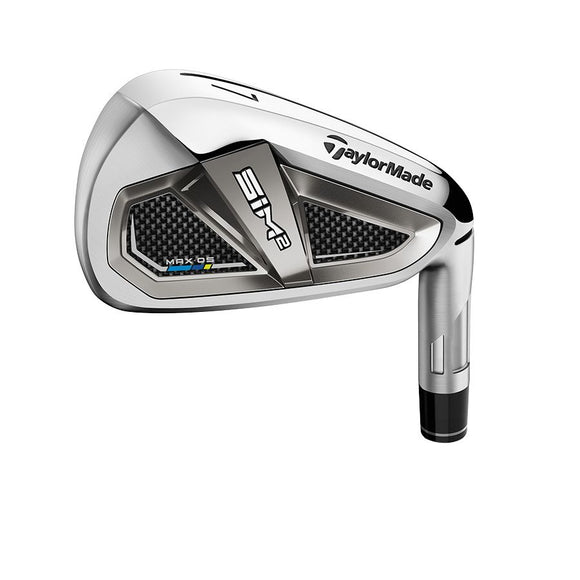 TaylorMade SIM2 Max OS Steel 6-irons