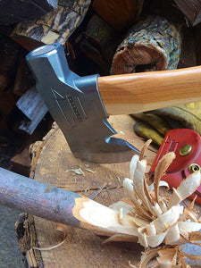 Hardcore Hammers - Survivalist Hatchet is now available from Top Class Gears NZ / SIG Tools!