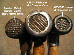 The Original HARDCORE Hammer 2.0 - Colour Editions