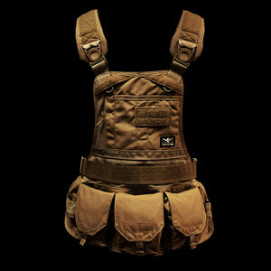 The ultmate apron with lots of pockets and pouches from Atlas 46 NZ.