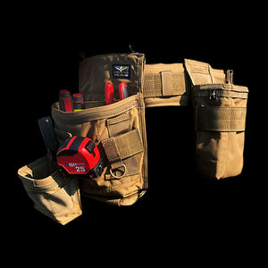 Harvey Tool Belt Premium Kit