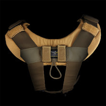 Load image into Gallery viewer, Rear shot of Padded Suspender Yoke in place, Shop yours today.