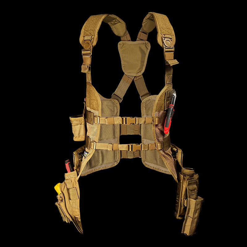 Stratos Open Core Tool Vest Premium Kit