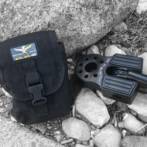AIMS™ Cinch-Top Fastener Pouch