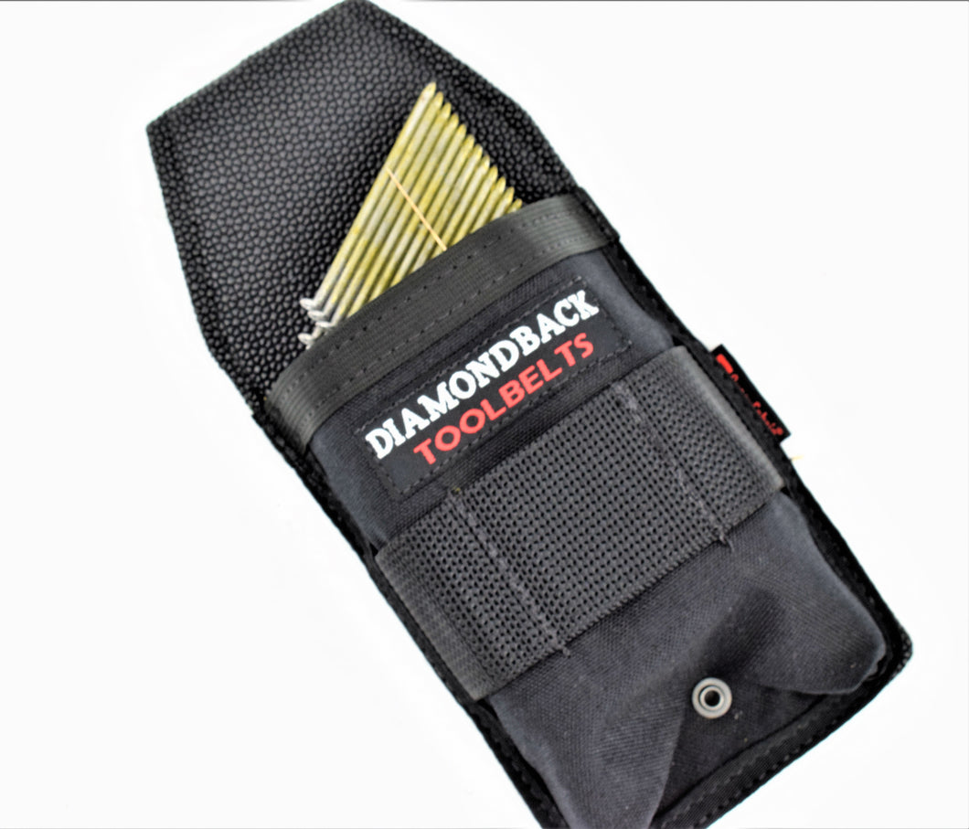 Strip Nail Pouch is available from Top Class Gears / SIG Tools