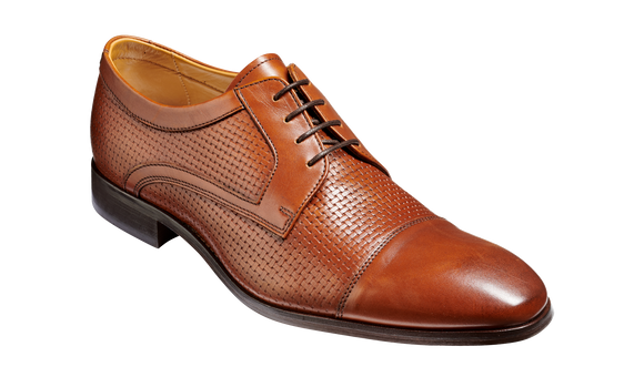 Pytchley - Rosewood Calf Weave