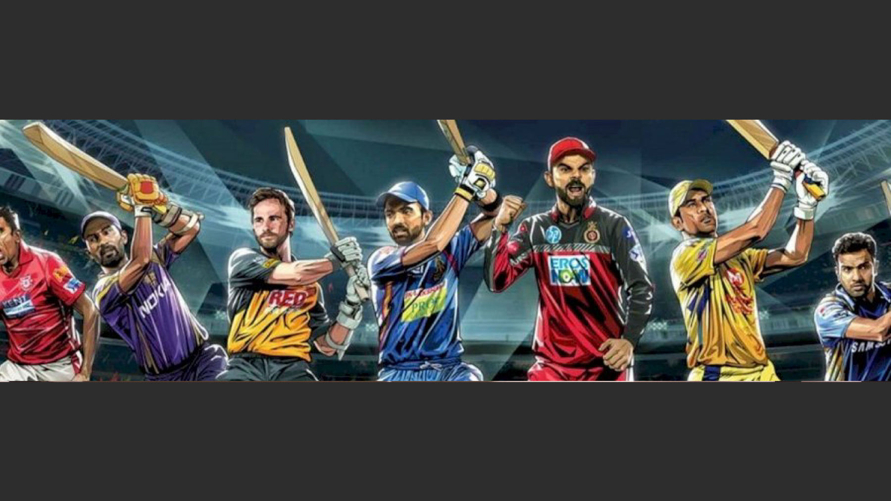 5 REASONS TO WATCH IPL 2020 ON A BIG SCREEN.