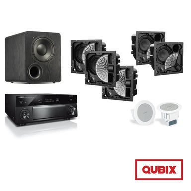 BOSE EDGEMAX 7.1 PACKAGE Qubix Technologies, Bangalore, India, BOSE EDGEMAX Price in Bangalore, BOSE EDGEMAX Price in India