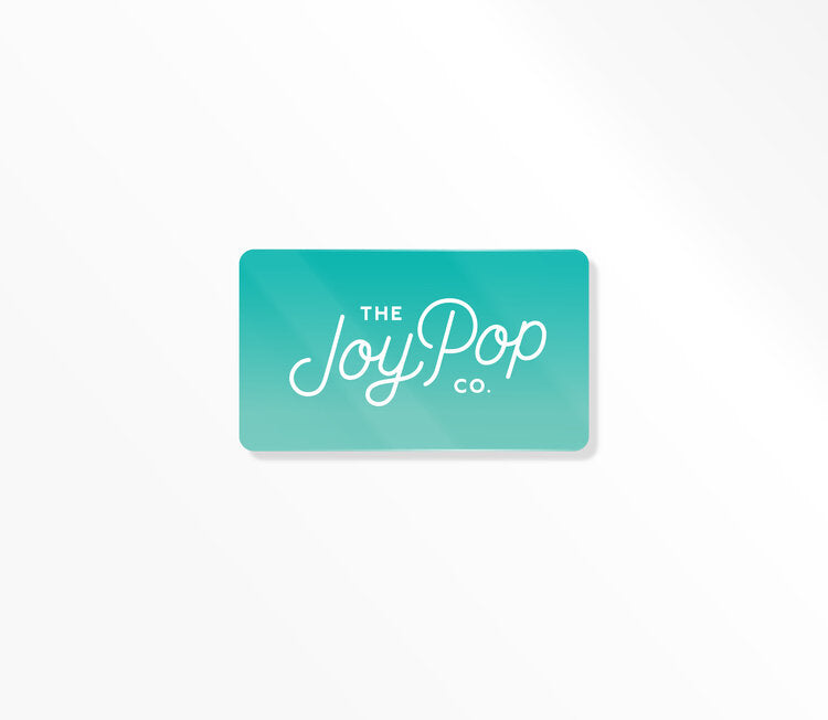 The JoyPop Co Gift Card