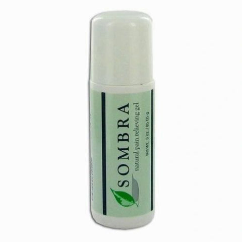 SOMBRA WARM PAIN (GEL 3OZ ROLL-ON) (Artritis, dolor)