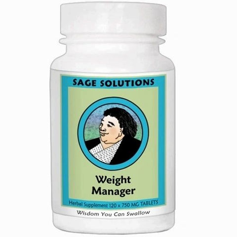 Weight Manager, 120 Tabletas 750 mg, Kan Traditional (Control de peso, diurético)