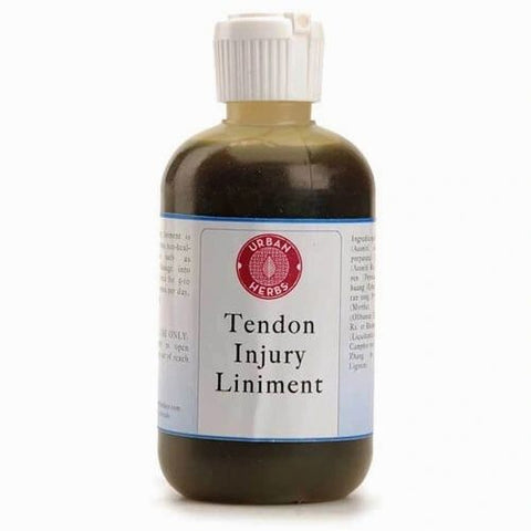 Tendon Injury Liniment (4 onzas) by Urban Herbs, (tendinitis crónica),