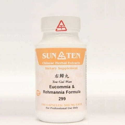 You Gui Wan, 100 Cápsulas 500 mg, Sun Ten. (Impotencia).