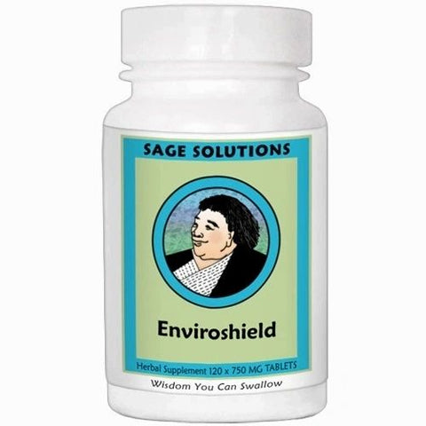 Enviroshield, 120 tabletas (750 mg). (Colon irritable)