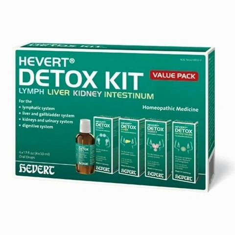 Detox Kit by Hevert Pharmaceuticals