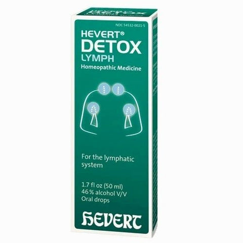 Detox Lymph 1.7 oz., Hevert Pharmaceuticals