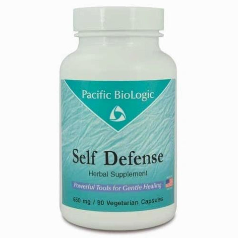 SELF DEFENSE, 90 Cápsulas x 650mg. Pacific BioLogic (Infeccion respiratoria).